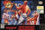 Fatal Fury Special (Super Nintendo)